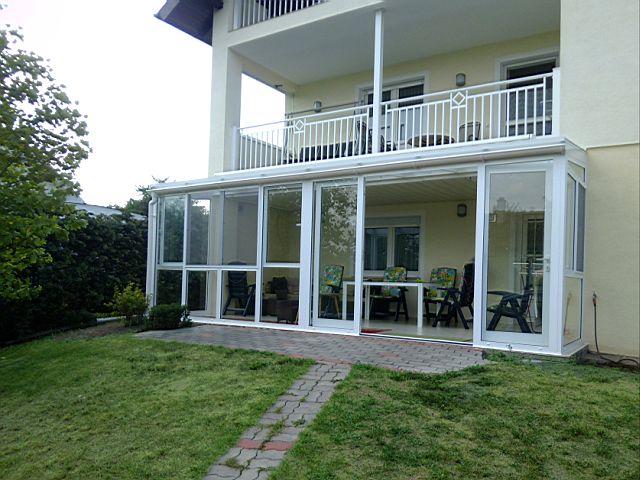 wintergarten aus aluminium referenz arbeiten fensterwerk. Black Bedroom Furniture Sets. Home Design Ideas